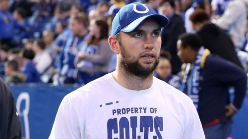 Is Andrew Luck Bound For Surgery? Colts QB Gives Update On Shoulder