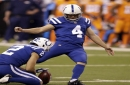 Adam Vinatieri, Colts Reportedly Agree on 1-Year Contract