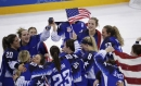 The Latest: Trump congratulates US women's hockey on gold
