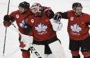 Goalie Kevin Poulin may be key to Team Canada's medal hopes with Scrivens hurt