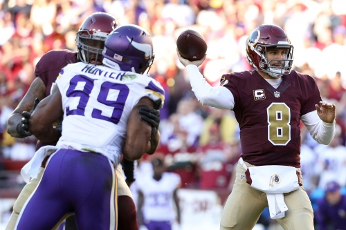 The Jets will make it hard for the Minnesota Vikings to get Kirk Cousins