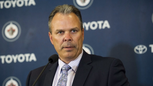 Jets GM making 'a lot of outgoing phone calls' ahead of trade deadline - Sportsnet.ca