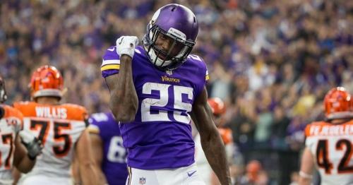 Latavius Murray saved Minnesota Vikings' 2017 running game, but will he be back in 2018?