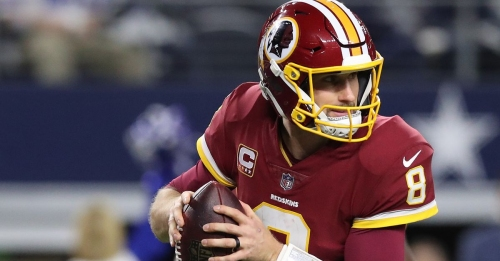 Report: New York Jets prepared to offer $60M up front for Kirk Cousins?