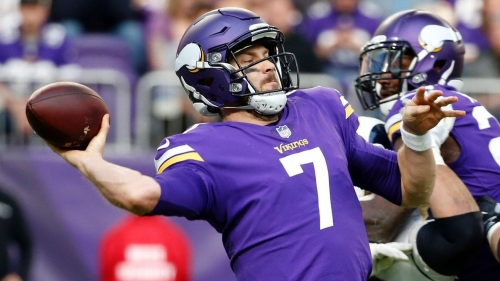 How Minnesota Vikings could use franchise tags with QB Case Keenum - NFC North- ESPN