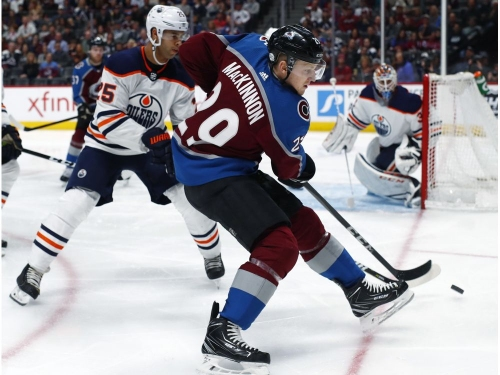 Edmonton Oilers Game Day: Banged up Colorado Avalanche rolling in