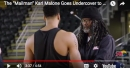 Joke is on Pelicans' Anthony Davis as Jazz great Karl Malone poses as maintenance man in video prank