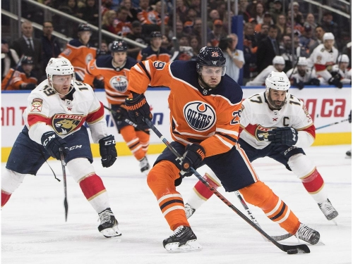 Edmonton Oilers' Leon Draisaitl over the moon with Germany reaching Olympic semifinals
