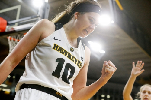 Iowa rallies for overtime win at Rutgers   The Gazette