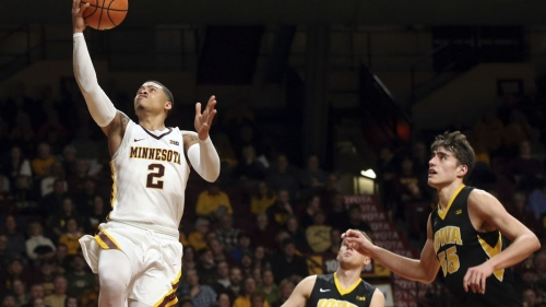 Horrible start, wild finish add up to another Iowa defeat