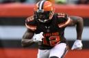Wideout Josh Gordon under Browns' control as ERFA | NFL.com