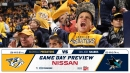 How to Watch, Live Stream Sharks vs. Preds