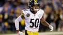 Injured Steelers LB Ryan Shazier vows to play again