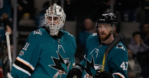 Sharks at Predators Preview: Sharks look to start a streak