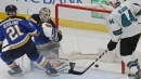 Poor second period costs Blues as playoff outlook grows tense