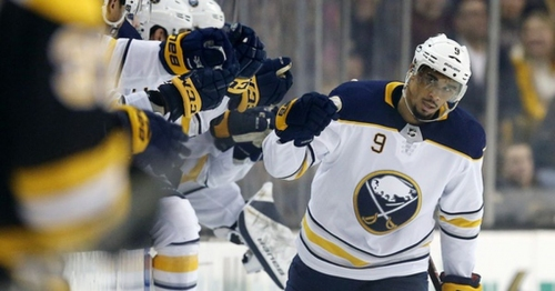 Sabres' Kane expects to be dealt before NHL trading deadline