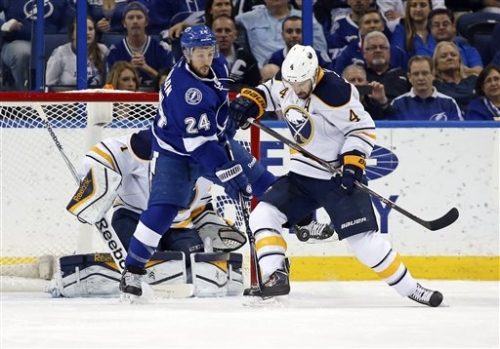 Gorges reflects on season, career with Sabres