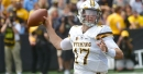 New York Giants select Josh Allen in NFL execs mock draft