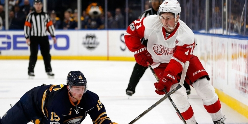 Detroit Red Wings vs. Buffalo Sabres: Time, TV, radio, game notes