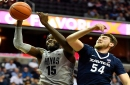 Georgetown starts fast, cools off late in loss to No. 4 Xavier