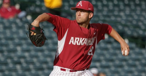 Snapshot: Arkansas Razorbacks 1, Arizona Wildcats 0