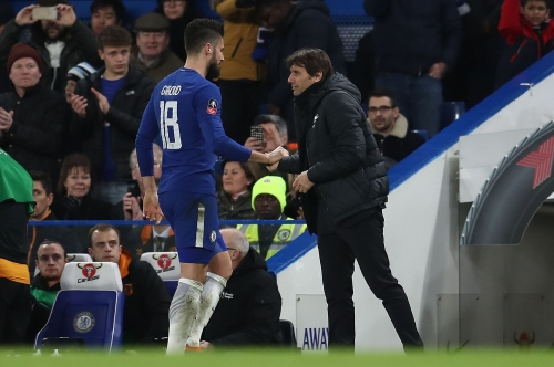 Chelsea need careful rotation with four important games in three competitions