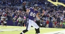 Ravens TE Crockett Gillmore switching to offensive line