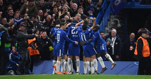 Chelsea are back