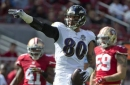 Ravens TE Gillmore wants to switch positions