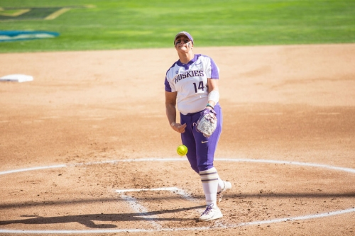 Huskies finally face close game, grind out win at Texas