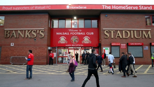More Walsall tickets available