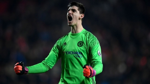 Thibaut Courtois set to reject Real Madrid, sign new Chelsea deal