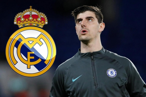 Real Madrid want Courtois to stall on Chelsea deal as they plot summer move