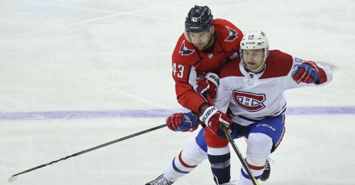 Capitals Acquire Jakub Jerabek from Montreal