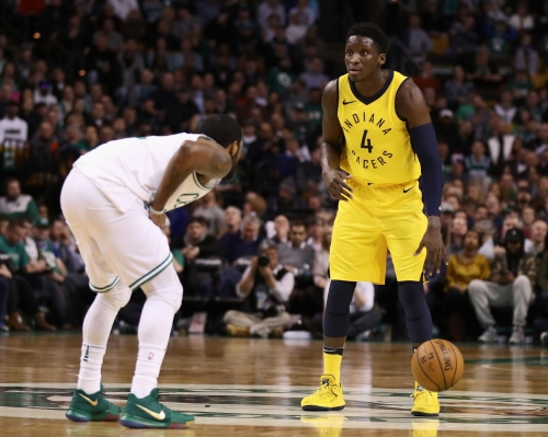 Victor Oladipo: Having the greatest Indiana Pacers season ever?