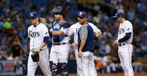 Rays are no worse off in 2018, in spite of trades