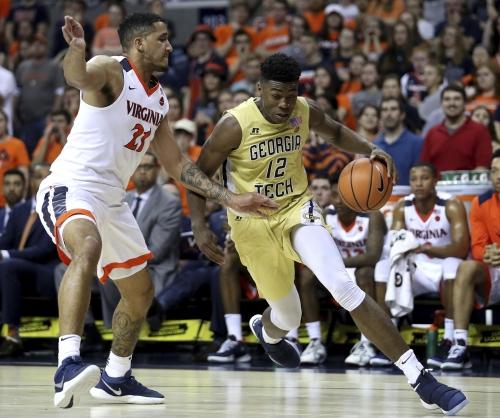 No. 1 Virginia wraps up ACC regular-season title