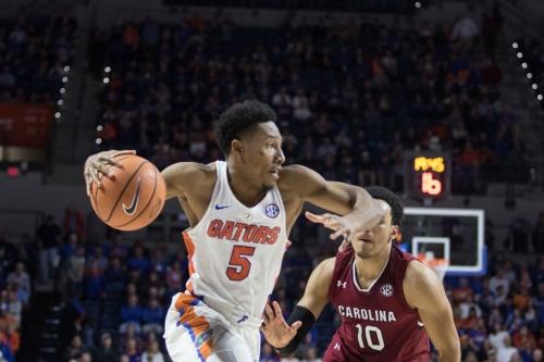 Florida men's basketball team, KeVaughn Allen continue to struggle with consistency