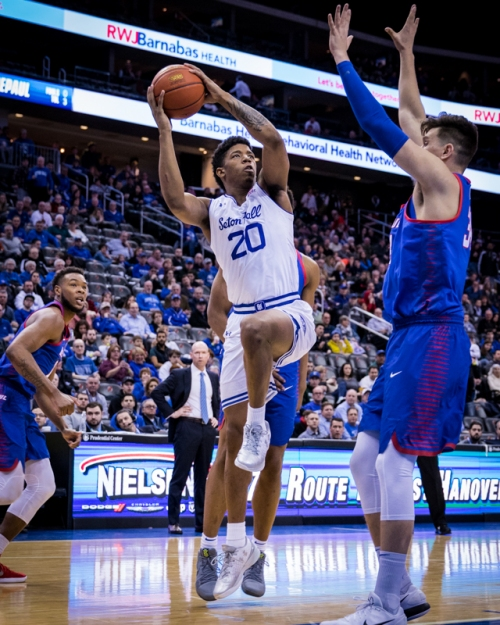 Seton Hall-Providence game suspended due to court conditions