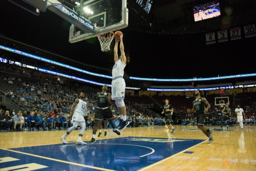 Seton Hall freshmen finding their footing at the right time