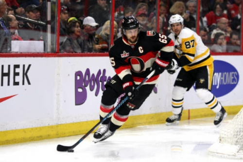 NHL Trade Rumours: Erik Karlsson, Thomas Vanek and Michael Grabner
