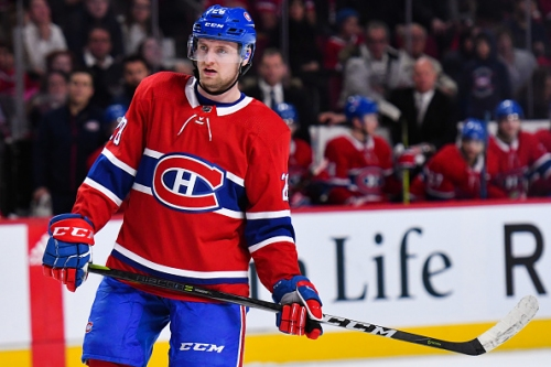 Montreal Canadiens Trade Jakub Jerabek to the Washington Capitals