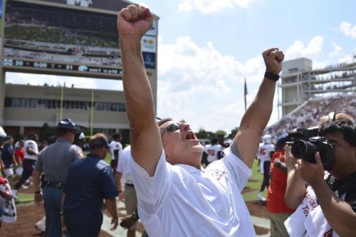 Joe Moorhead adds former South Alabama head coach Joey Jones to Mississippi State Football Staff