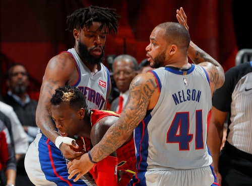 Detroit Pistons: What's been the best trade in the SVG Era?