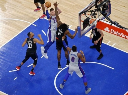 Pistons eye competition for ideas on utilizing Blake Griffin