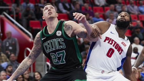 NBA Odds: Celtics Small Favorites Over Pistons In Return From Break