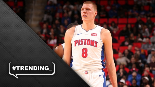 As Pistons brace for playoff stretch, Ellenson keeps his head up by keeping his nose down | Detroit Pistons