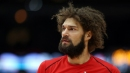 Robin Lopez expected to sit tonight for the 1st time this season
