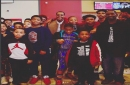 Rajon Rondo hosted screening of 'Black Panther' for more than 300 kids: report