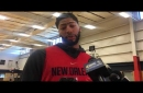 Anthony Davis taking things 'year by year,' but remains loyal to Pelicans